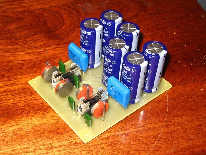 Как сделать мощный импульсный блок питания для усилителя ланзар