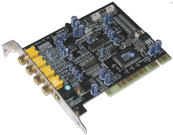 Creative Audio Pci 128 Driver